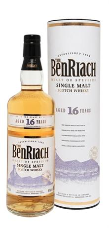 Benriach Scotch Single Malt 16 Year